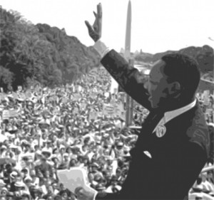 Martin Luther King Powerful Leadership