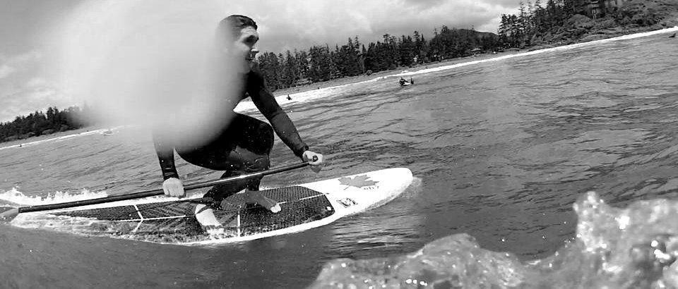 tofino surfing - tyrell mara