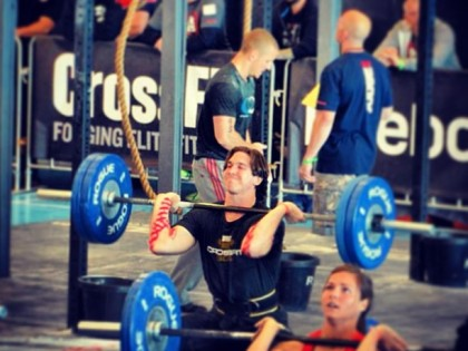 The Pursuit of 'Intentional Perfection' in Crossfit and Life